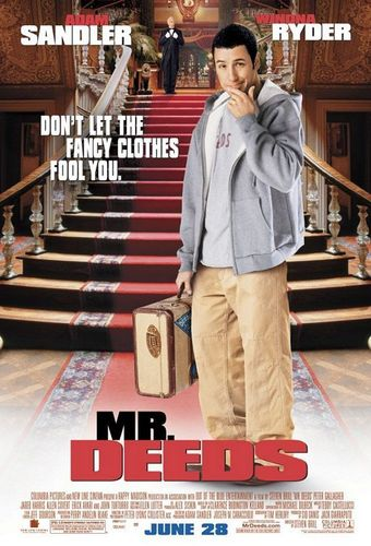 Mr Deeds