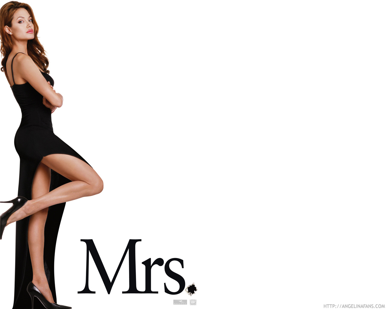 Mr. & Mrs. Smith - Angelina Jolie Wallpaper (741681) - Fanpop fanclubs ...