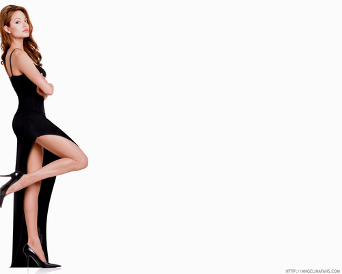 Angelina Jolie wallpaper entitled Mr. & Mrs. Smith