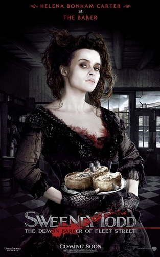 Mrs. Lovett Poster