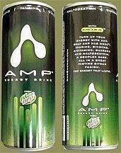 Mt Dew Amp