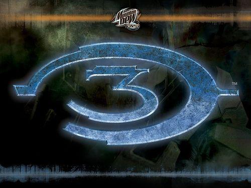 Mt Dew Game Fuel / Halo 3 WP