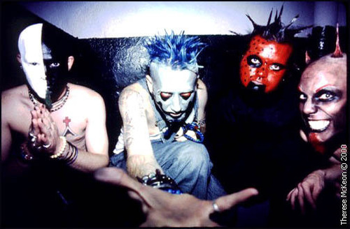 Metal 바탕화면 called Mudvayne