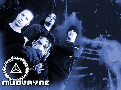 Mudvayne wallpaper entitled Mudvayne