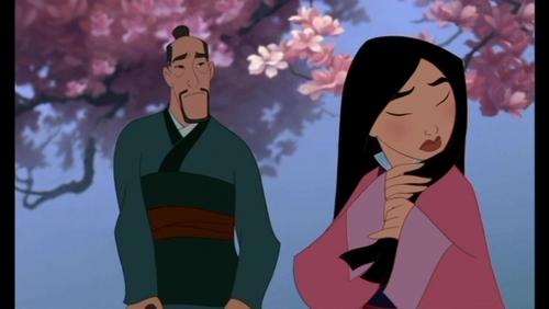 Walt Disney Screencaps Fa Mulan Walt Disney Characters Movie Photo ...