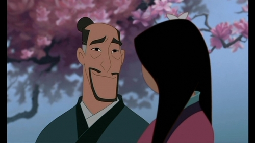 Mulan wallpaper entitled Mulan Screencaps