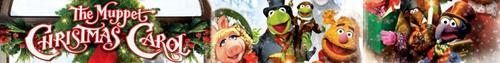 Muppet Natale Carol banner