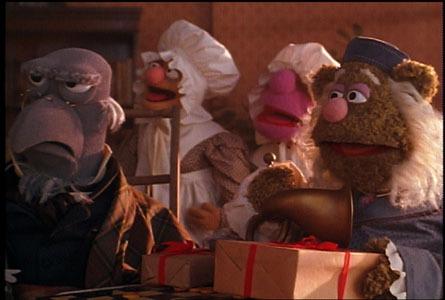 Muppet Natale Carol