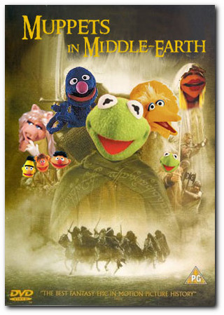 Muppet Lord of the rings