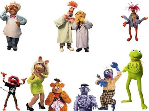 The Muppets wallpaper entitled Muppets!