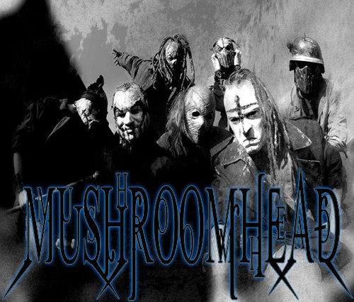 Metal wallpaper entitled Mushroomhead