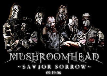 Metal 바탕화면 called Mushroomhead