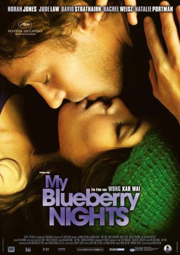 My bosbes, blueberry Nights