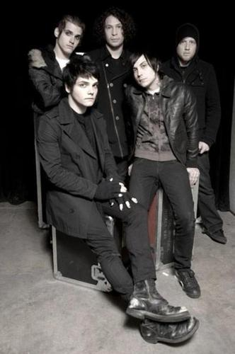 My Chemical Romance wallpaper called My Chem.