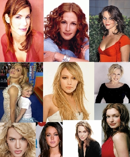 My Fave Actresses