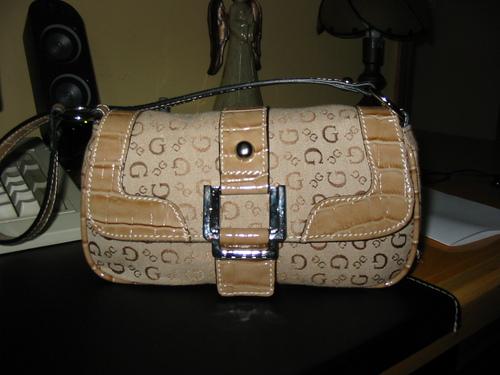 Handbags wallpaper titled My Guess Bag