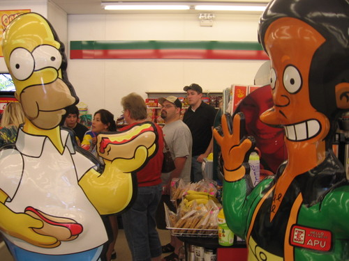 My Kwik-E-Mart Chronicles