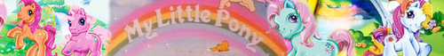 My Little Pony photo called My Little Pony Banner