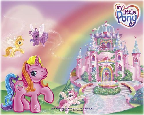 My Little Pony wallpaper called My Little Pony