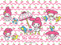 My Melody - sanrio wallpaper