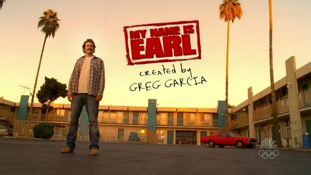 My Name is Earl on NBC