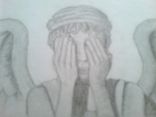 My Weeping Angel