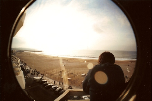 Fisheye - lomography Photo