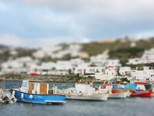 Greece wallpaper titled Mykonos