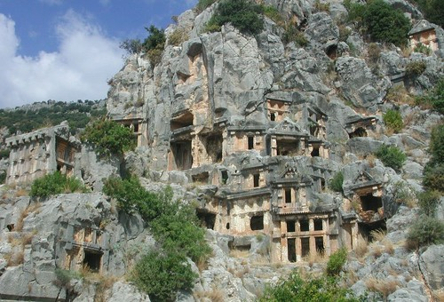 Ancient History wallpaper titled Myra, Turkey