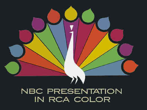 NBC Logo - Old School - nbc Photo