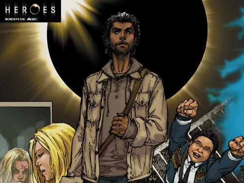 NBC Special Features Comic BG