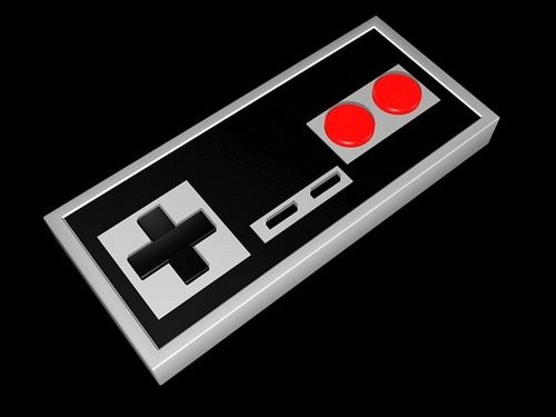 NES Controller WP