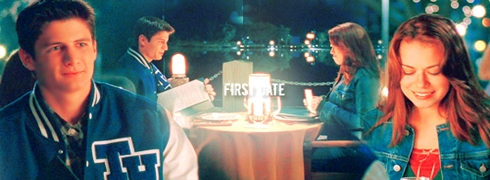 Нейтан и Хэйли First дата