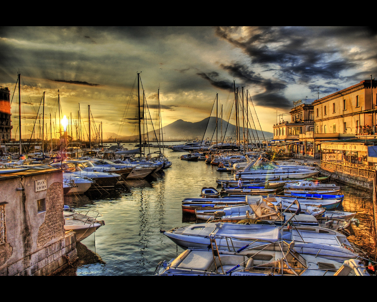 Naples Italy  city pictures gallery : Naples, Italy Europe Wallpaper 622270 Fanpop