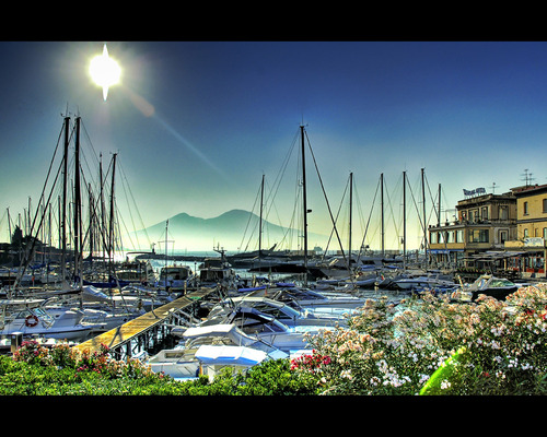 Italy wallpaper titled Naples