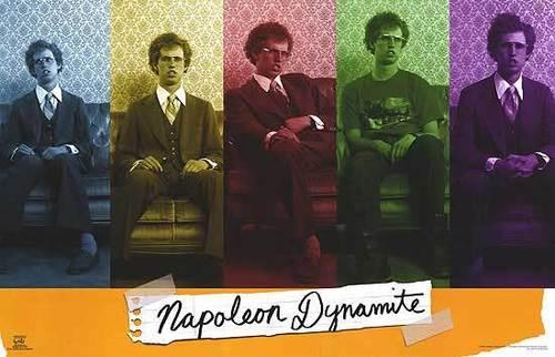 Napoleon Dynamite इंद्रधनुष