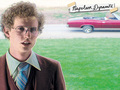 Napoleon and Pimpin Car - napoleon-dynamite wallpaper