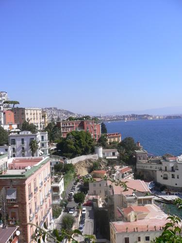 Italy 바탕화면 entitled Napoli
