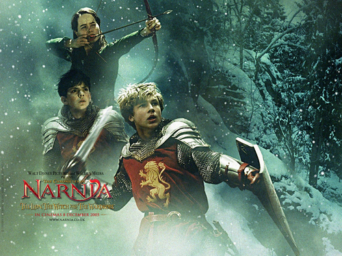 Narnia 1 - the-chronicles-of-narnia Wallpaper