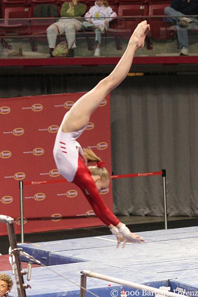 Nastia Liukin Gymnastics