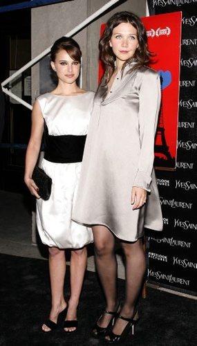 নাটলি পোর্টম্যান দেওয়ালপত্র called Natalie Portman @ Premieres