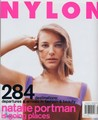 Natalie Portman in Nylon