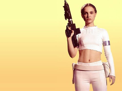 Natalie Portman wallpaper called Star Wars