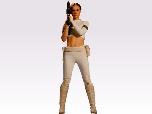 natalie portman wallpaper called estrela Wars