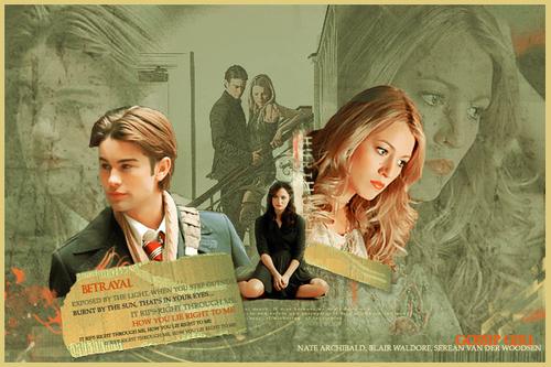 Nate/Blair/Serena