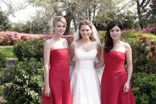 Nathan & Haley's Wedding - peyton-scott Photo