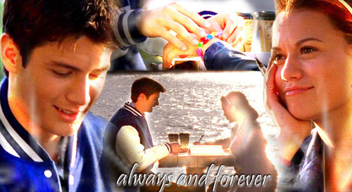 Nathan and Haley - naley Fan Art