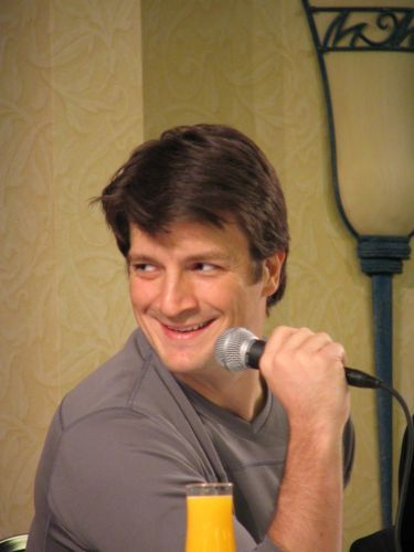 Nathan Fillion wallpaper entitled Nathan