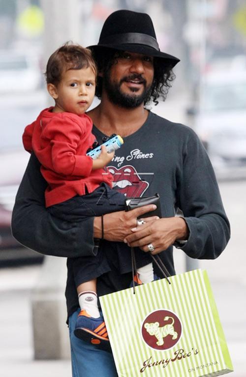 Naveen Andrews Wife Naveen andrews naveen andrews