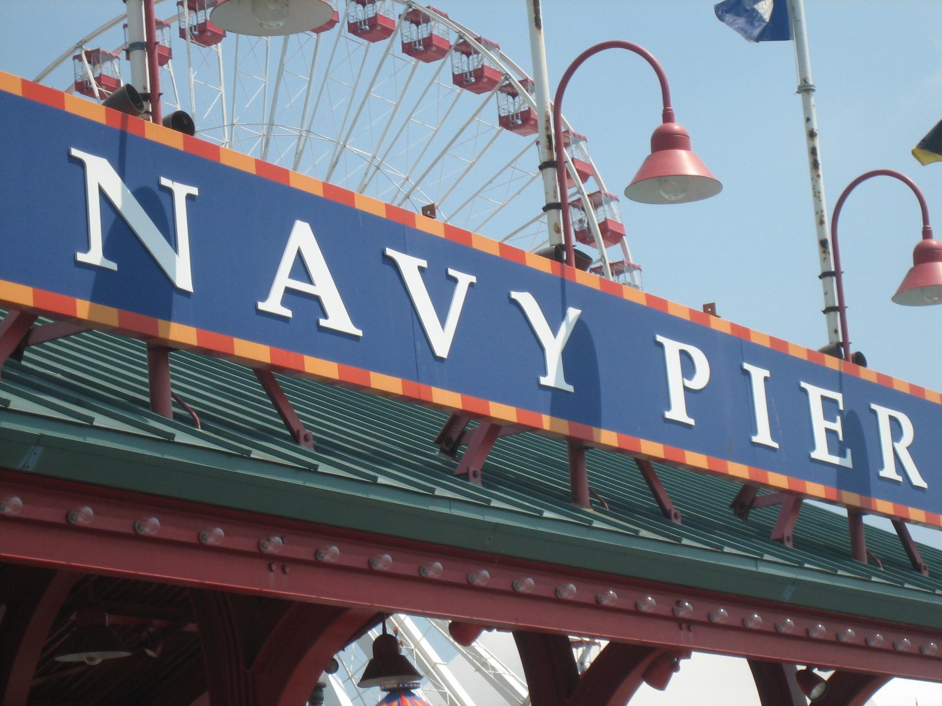 navy pier chicago wallpaper - photo #22